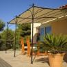 Bâche Pergola Provence Extension 3 m x 6 m